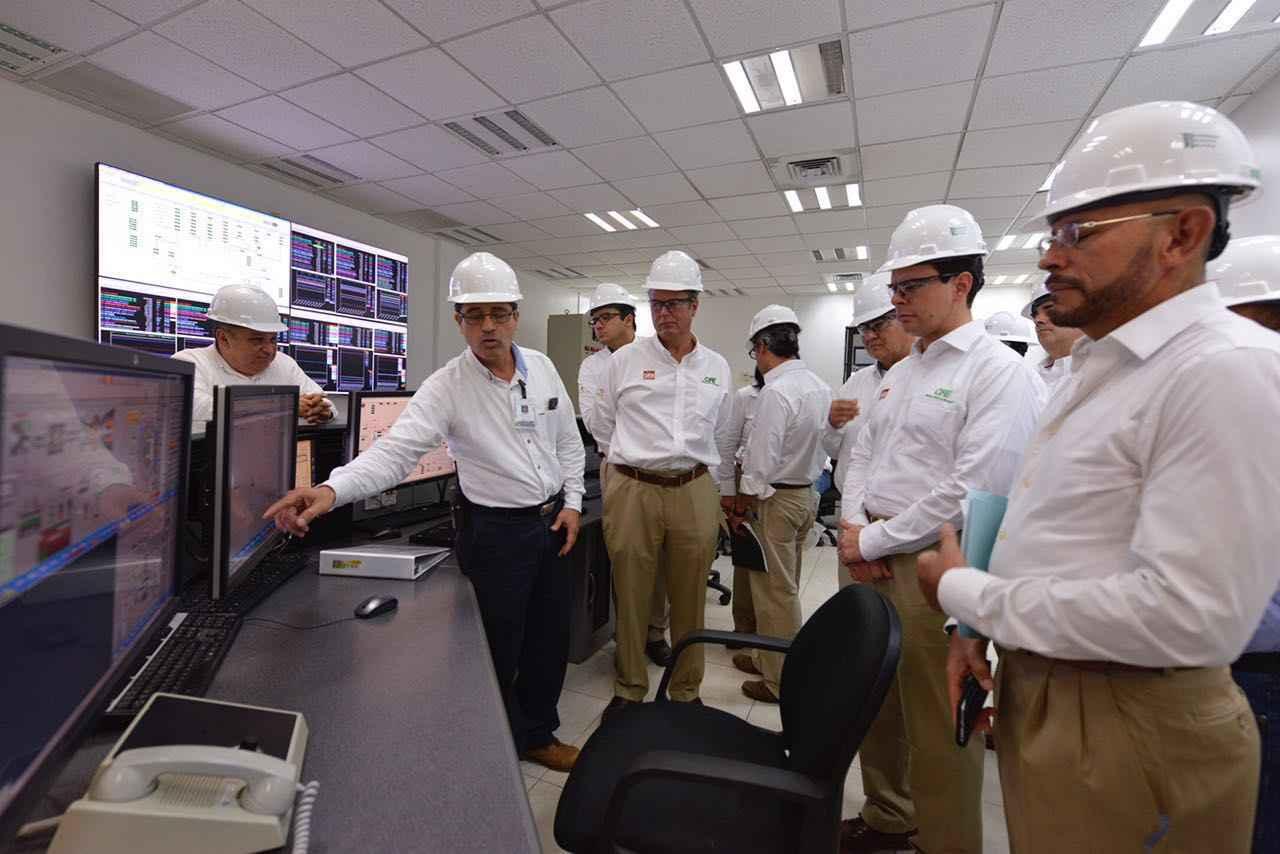 Avanza rehabilitación de la Central Termoeléctrica Poza Rica