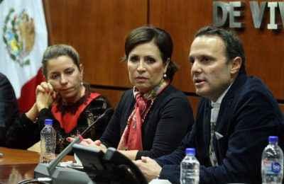 Designa la Titular de la SEDATU, Rosario Robles, a Jorge Wolpert Kuri, como nuevo director general de la CONAVI