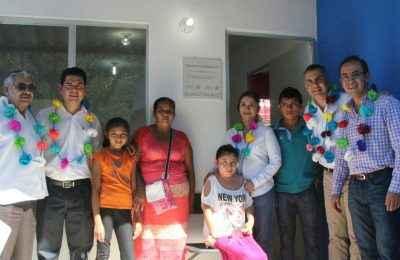 Entrega Sedatu 119 viviendas en Guerrero