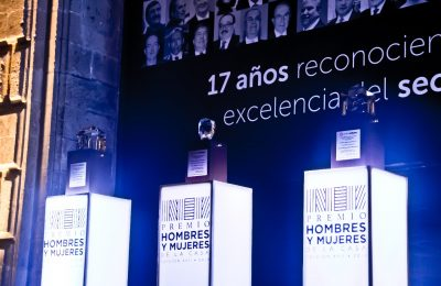 ▶️ Celebran XVII edición del Premio Hombres y Mujeres de la Casa