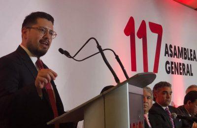 Rinde protesta nuevo Director del Infonavit