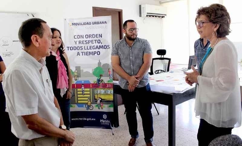 Mérida gana premio por proyecto de urbanismo