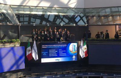 Fibra Mty invertirá en más de 100,000 m² industriales y oficinas
