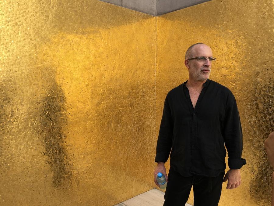 Inauguran espacio para la reflexión diseñado por Alberto Kalach