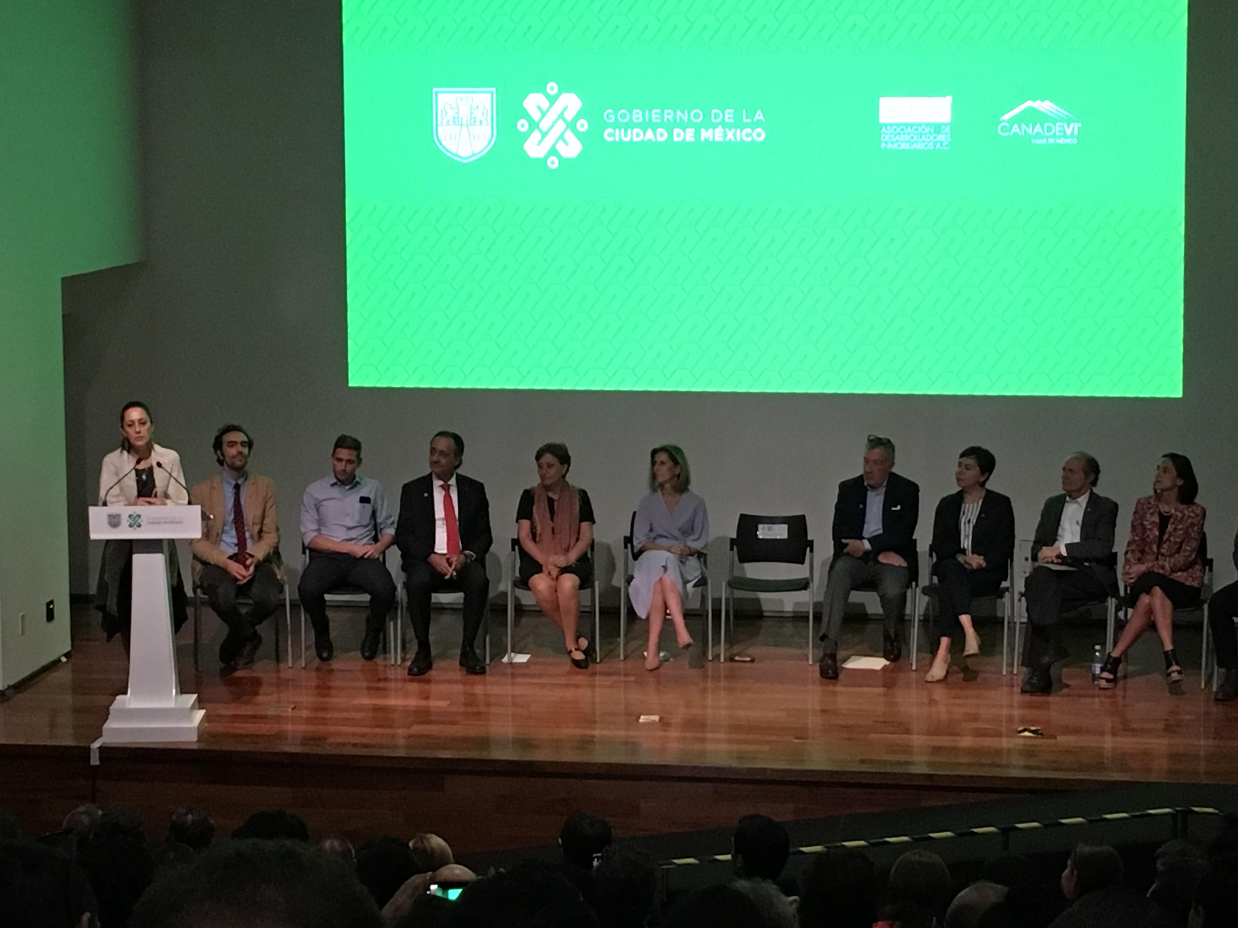 Presentan proyecto inmobiliario para 11 corredores en CDMX