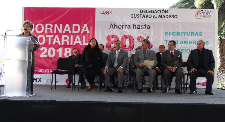 Inauguran Jornada Notarial 2018
