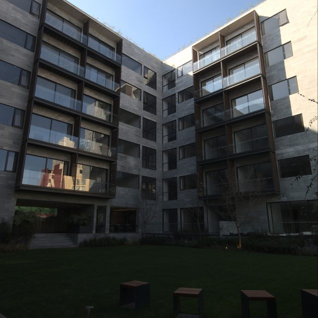 GGFA presenta Avenue Nápoles, un nuevo desarrollo residencial en CDMX