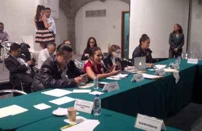 Apuraban en comisión Ley de vivienda para la CDMX