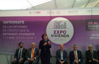 Necesarias alianzas público-privadas para impulsar vivienda: Mercado