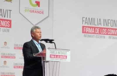 A días de poner en marcha nuevas tablas de crédito Infonavit: Penchyna