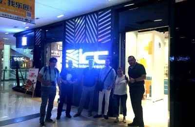 Interceramic viajó a Asia con los ganadores de la cuarta edición del Premio