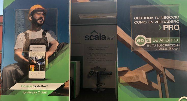 Scala Pro, la app que facilitará las gestiones en procesos constructivos