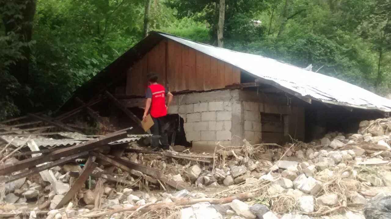 "Brigadas de Sedatu elaboran censo de viviendas afectadas por ""Earl"""