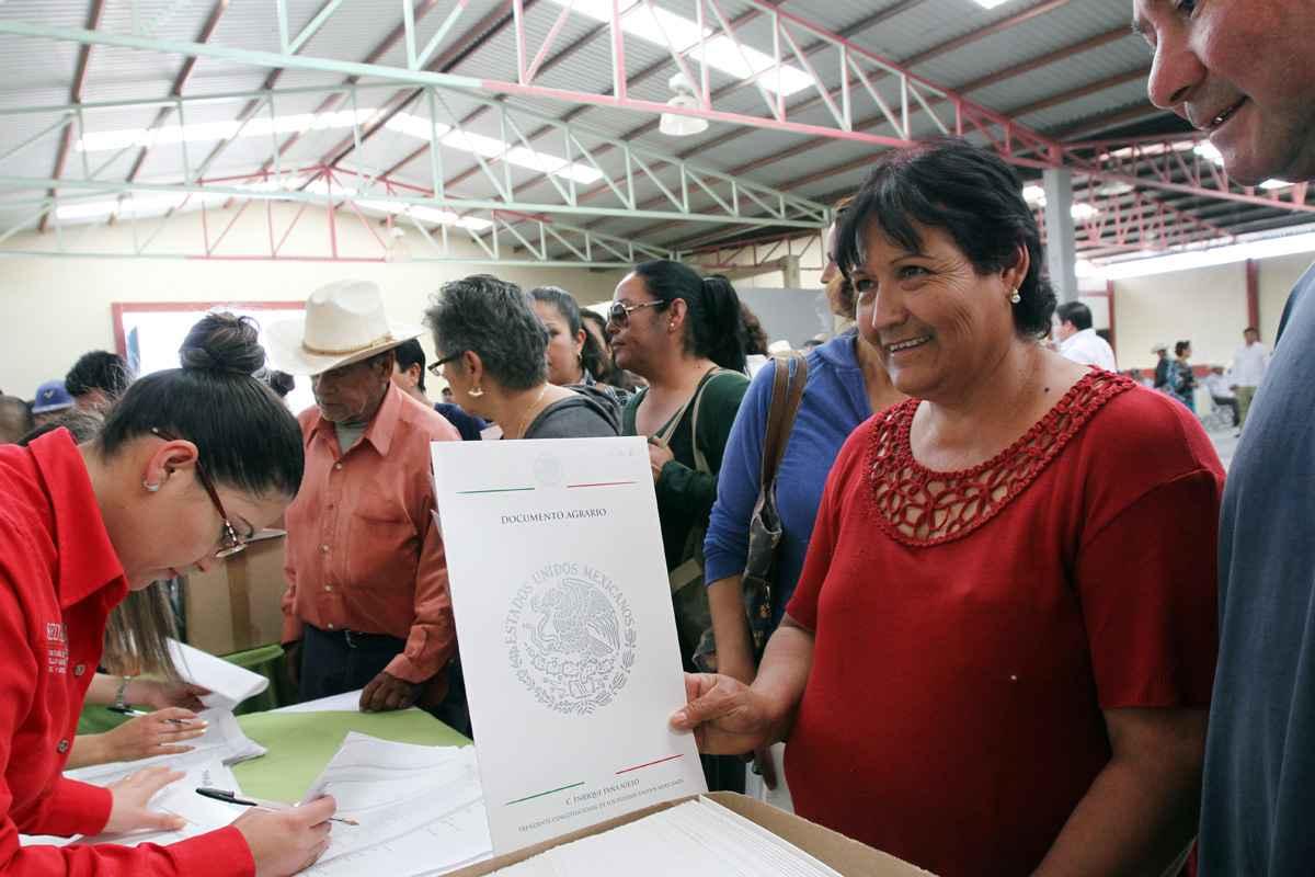 Remozará Sedatu 1266 viviendas en Zacatecas