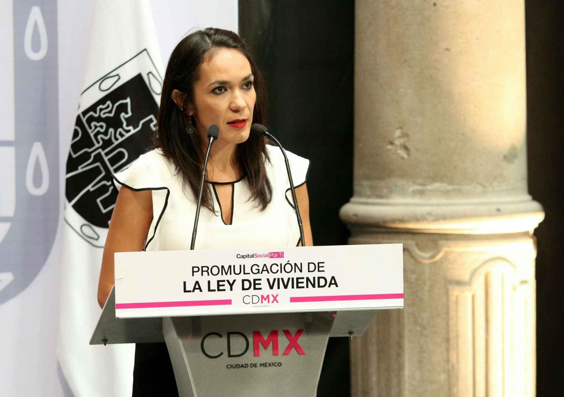 Destaca Ludlow proceso para consolidar Ley de Vivienda
