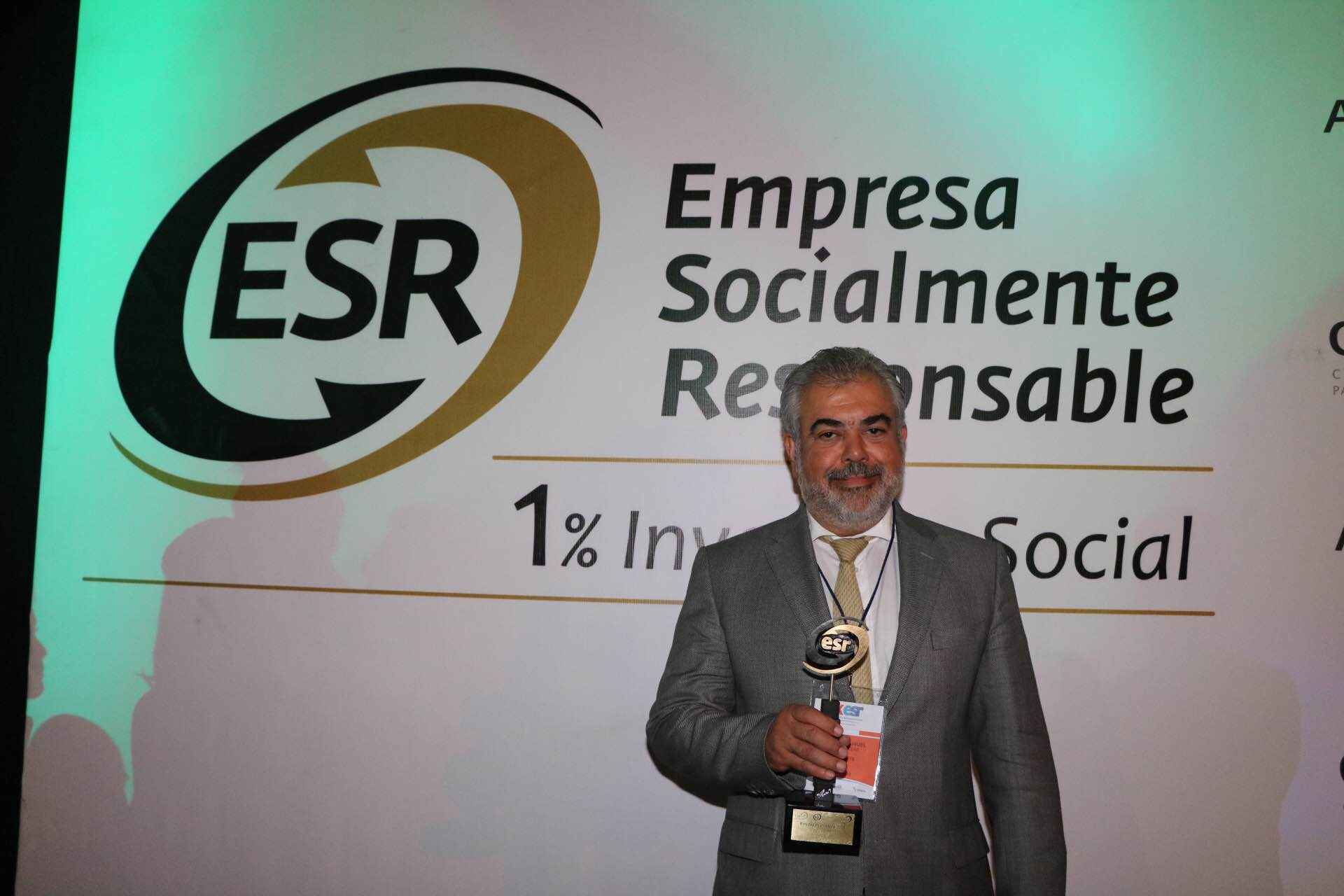 Fovissste recibe reconocimiento como Promotor de Responsabilidad Social 2016