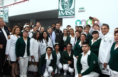 IMSS inicia construcción de Hospital General en Tepotzotlán