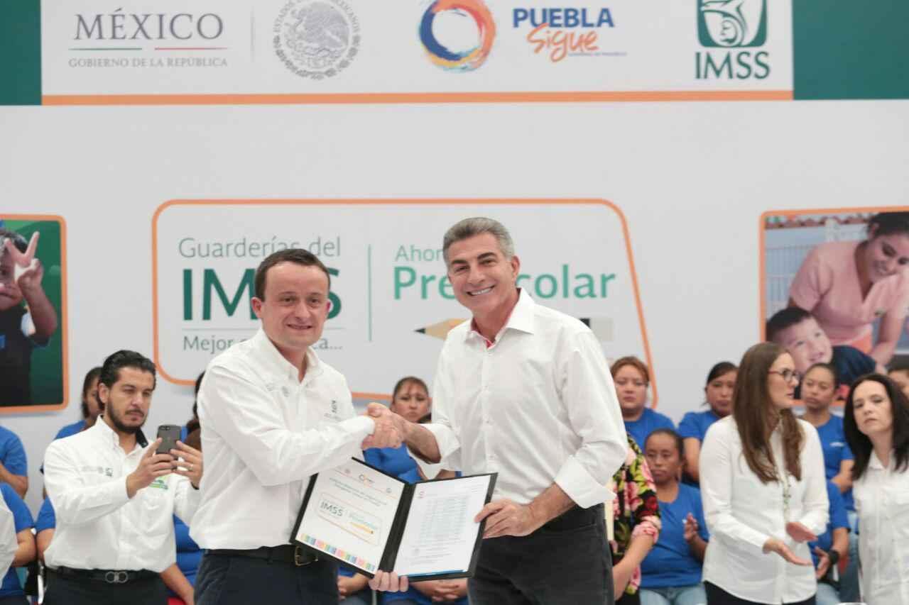 IMSS invertirá 600 mdp para infraestructura de salud en Puebla