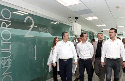Invierte IMSS 1.4 mmdp para construir Hospital General en Guanajuato
