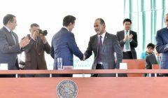 Inauguraron nuevo hospital del IMSS en Aguascalientes