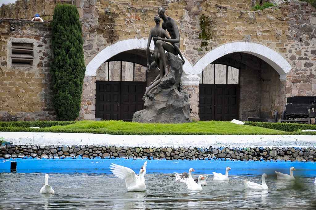 INAH declara a la Hacienda La Troje como Monumento Histórico