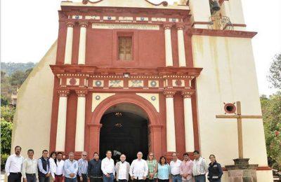INAH entrega inmuebles históricos restaurados en Guerrero