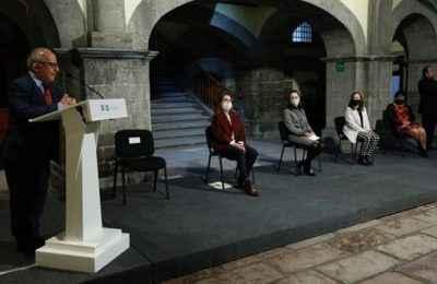 INAH recuperará 27 inmuebles patrimoniales del Centro Histórico