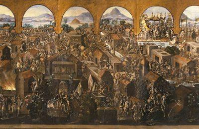 INAH revela cómo se definió la primera traza de la Nueva España