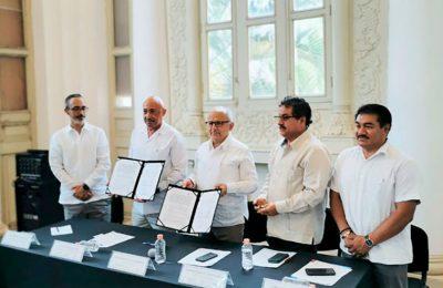 INAH y UADY colaborarán en favor del patrimonio cultural de Yucatán