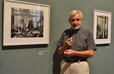 INBAL inaugura muestra de fotografía arquitectónica de Rodrigo Moya