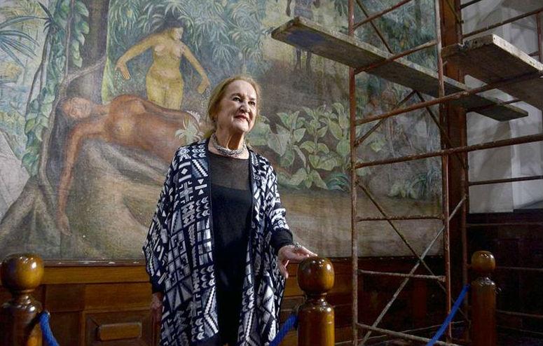 INBAL prepara homenaje a Rina Lazo, fallecida este 1 de noviembre