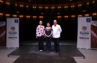 INBAL y Yucatán suman esfuerzos por conservación del patrimonio