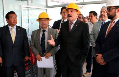Invertirá IPN 250 mdp en reconstrucción de escuelas