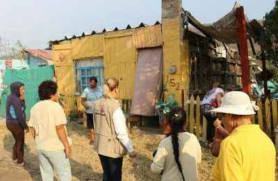 Construirán viviendas para familias en pobreza extrema