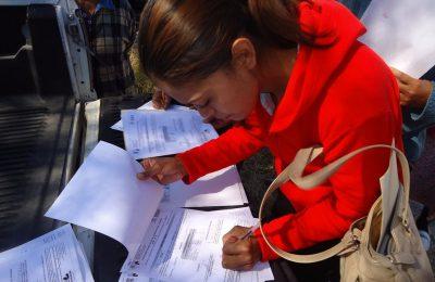 IVEM entrega apoyos para mejoramiento de vivienda