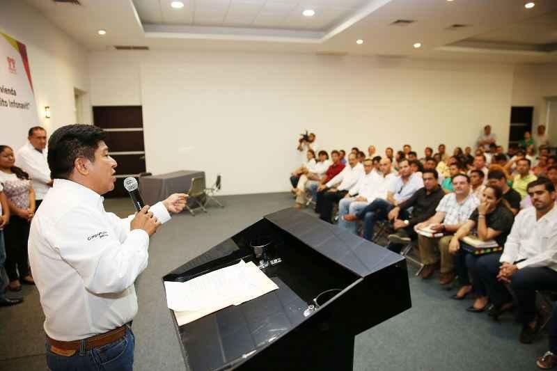 IVEY busca incrementar estrategias para dotar de vivienda