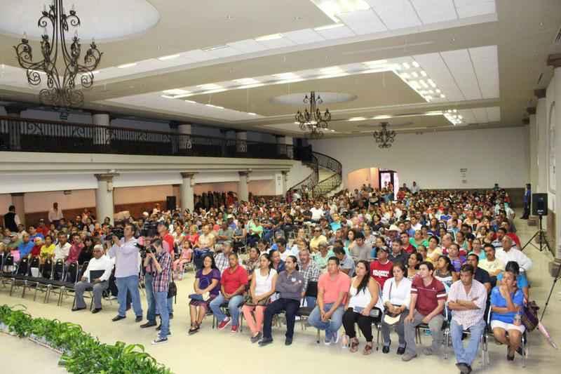 Entregar 1,000 escrituras en Juárez, objetivo de IVNL