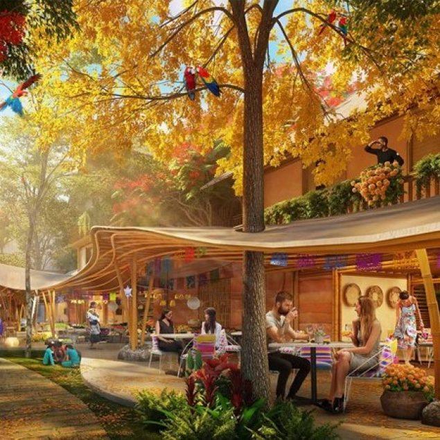 IXUA: el barrio sustentable que enaltece la cultura mexicana