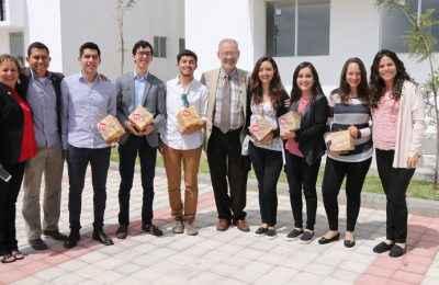 "Estudiantes Ibero ganan ""concurso"" Densidad del Infonavit"
