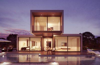 Cómo diseño mi casa con estilo y moderna