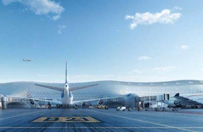 Continúa inversión para el nuevo aeropuerto