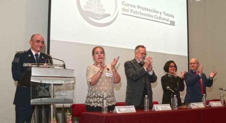 Imparten el Primer Curso de Protección y Tutela del Patrimonio Cultural