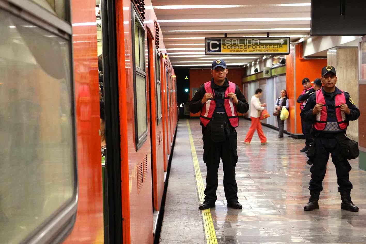 Implementan nuevas medidas para reducir acoso en transporte público