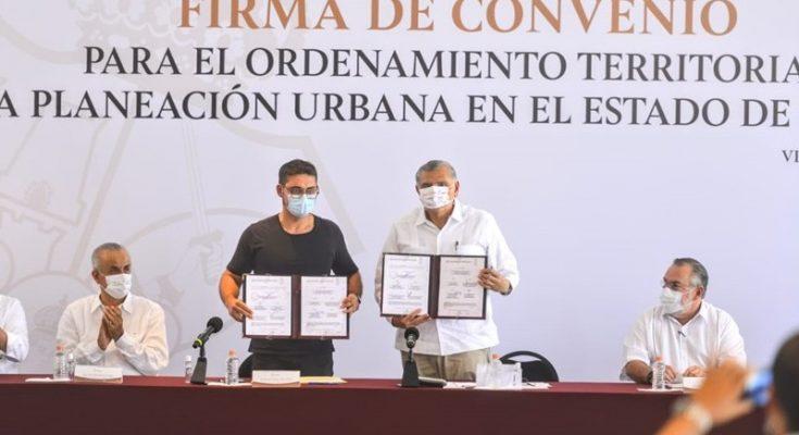 Impulsa Sedatu ordenamiento territorial y planeación urbana de Tabasco