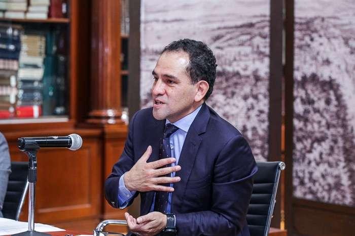 Impulsar a la vivienda, prioridad para la Secretaría de Hacienda - Arturo Herrera