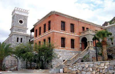INAH restaura arquitectura de la Antigua Penitenciaría en Sonora