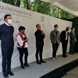 Inaugura Sedatu exposición con proyectos destacados del PMU
