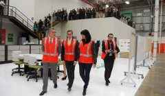 Inauguran Planta Schneider Electric Ciudad de México