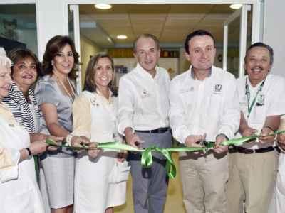 Inauguran infraestructura hospitalaria en San Luis Potosí