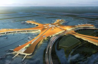 Inauguran mega aeropuerto diseñado por Zaha Hadid en Beijing